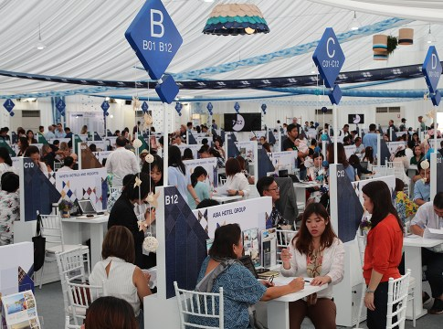 Photo Gallery Thailand Travel Mart Plus 2019 Day 3