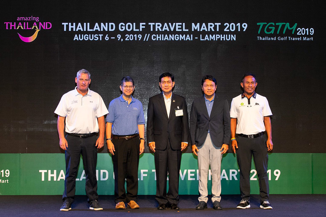 Thailand Golf Travel Mart 2019 heads for Chiang Mai the Rose of the North