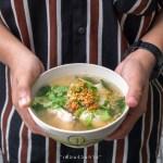 Eat like a local while navigating Bangkok's Chao Phraya River