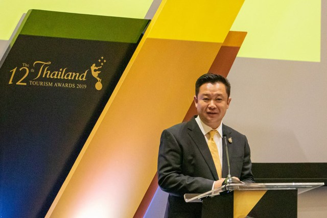 TAT presents 94 Thailand Tourism Awards to Thai travel industry's best and brightest
