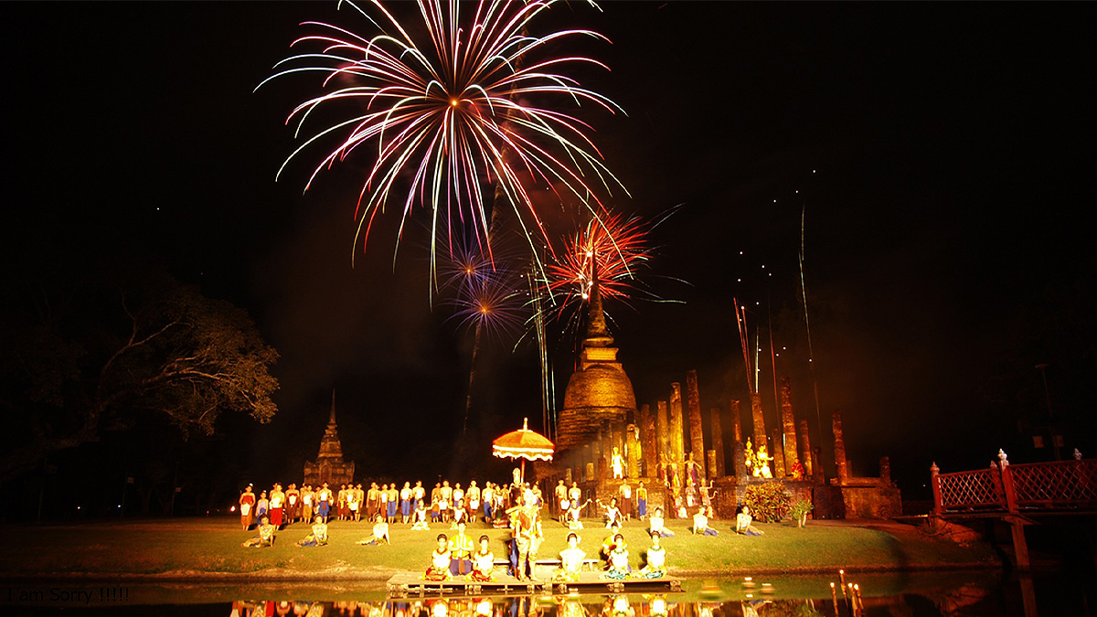 Welcome the New Year with Amazing Thailand Countdown 2020