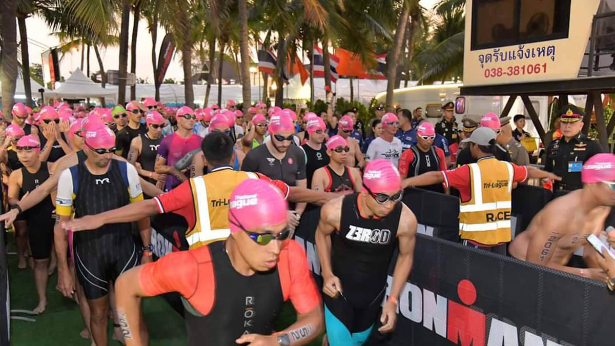 , [Photos] Thai tourism minister attended Ironman 70.3 Bang Saen 2020, For Immediate Release | Official News Wire for the Travel Industry, For Immediate Release | Official News Wire for the Travel Industry