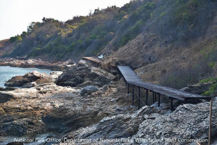 Khao Laem Ya–Mu Ko Samet National Park develops new Khao Laem Ya Nature Trail