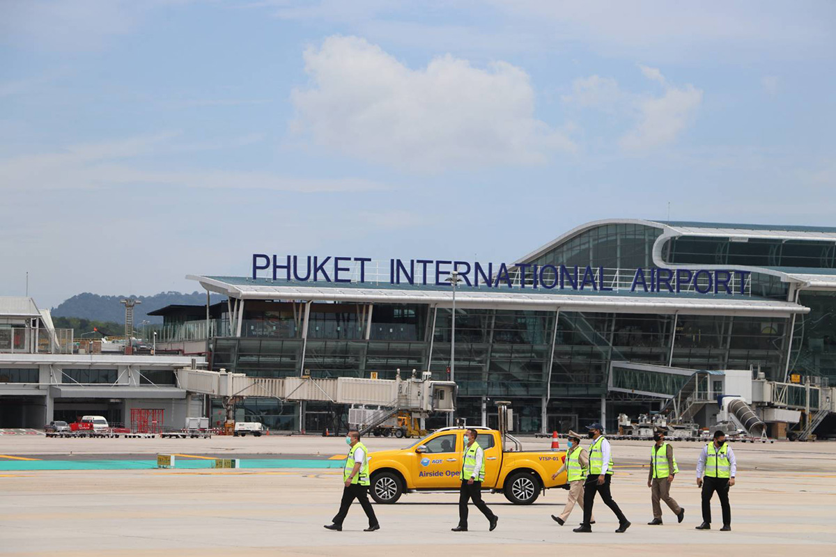 TAT update: Phuket International Airport to resume operations from 16 May