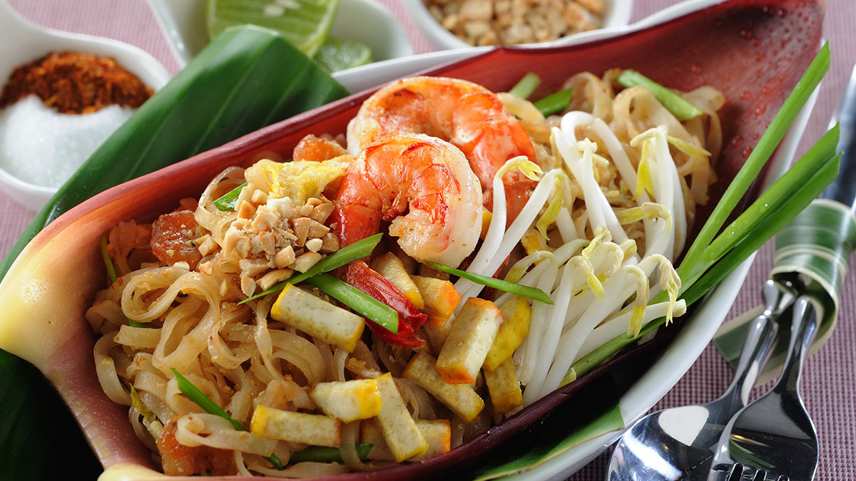TAT and Rosa's Thai Cafe launch 'Phat Thai' Party to celebrate Thailand's national dish