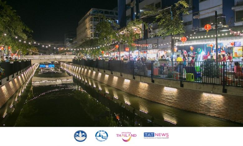 Award-winning Khlong Ong Ang Walking Street isn't your average walking street