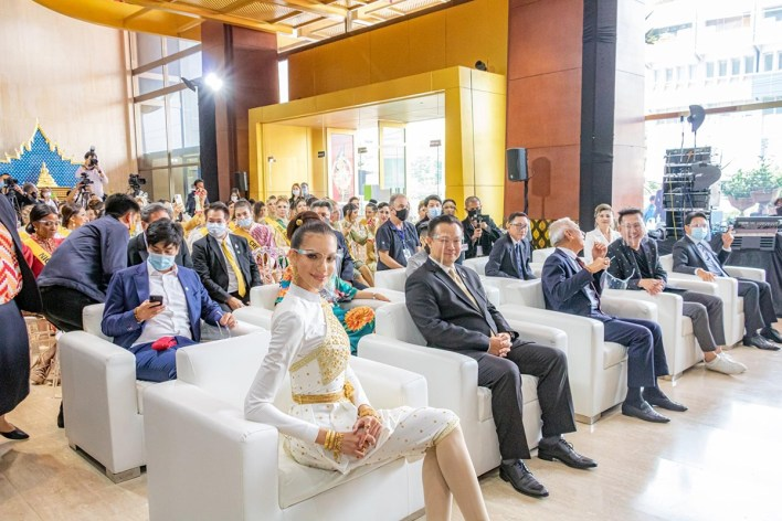 Thai tourism officials welcome Miss Grand International 2020 contestants