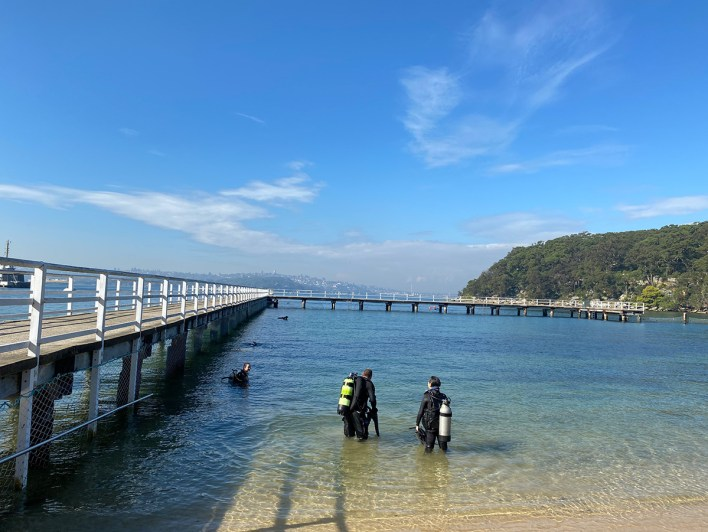 Tourism Authority of Thailand supports local beach clean-up in Sydney's Chowder Bay