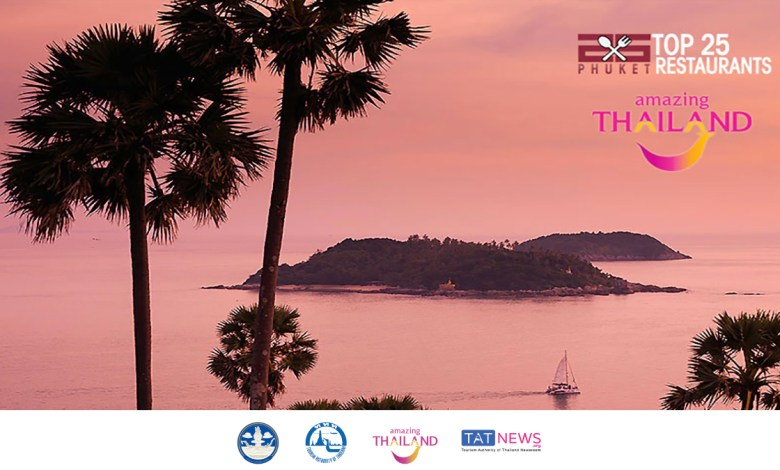 'Top 25 Restaurants Phuket' guide to be launched in time for Phuket's reopening