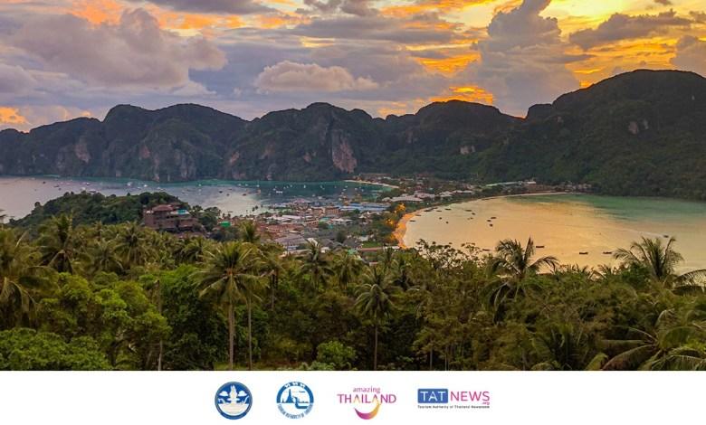 Krabi's most sought after destination: Ko Phi Phi