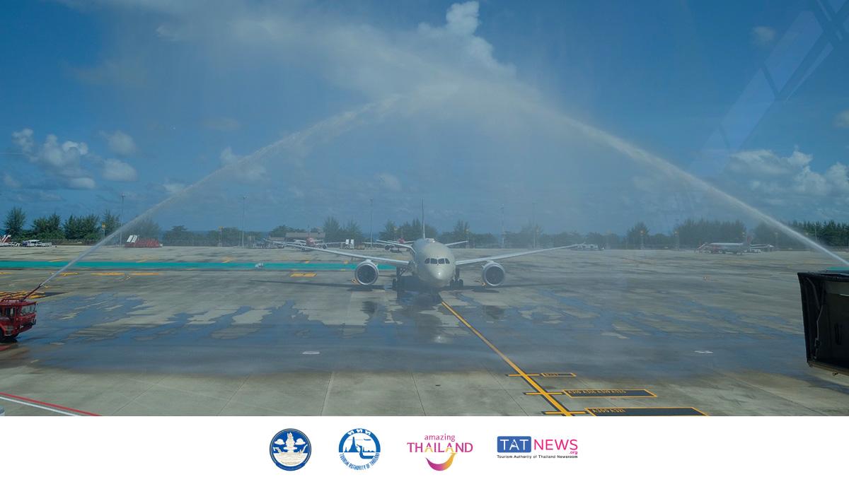 Phuket's skies get busy with 1 July launch of Phuket Sandbox