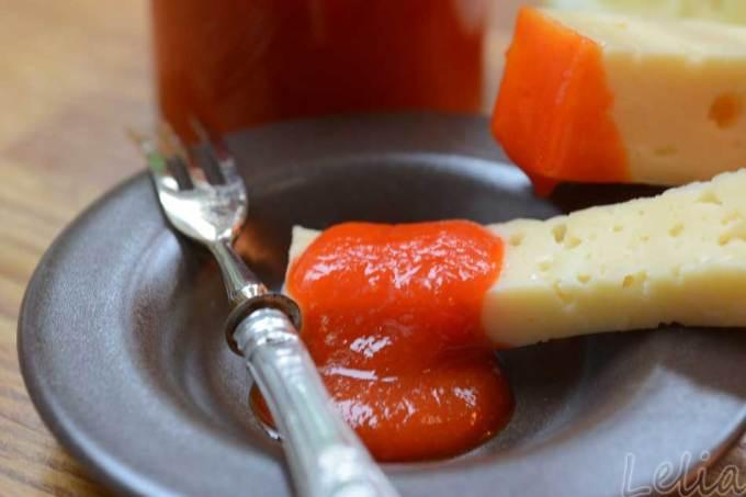Pfefferoni-Paprika Marmelade