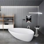 Agape Drop Freestanding Bathtub Tattahome