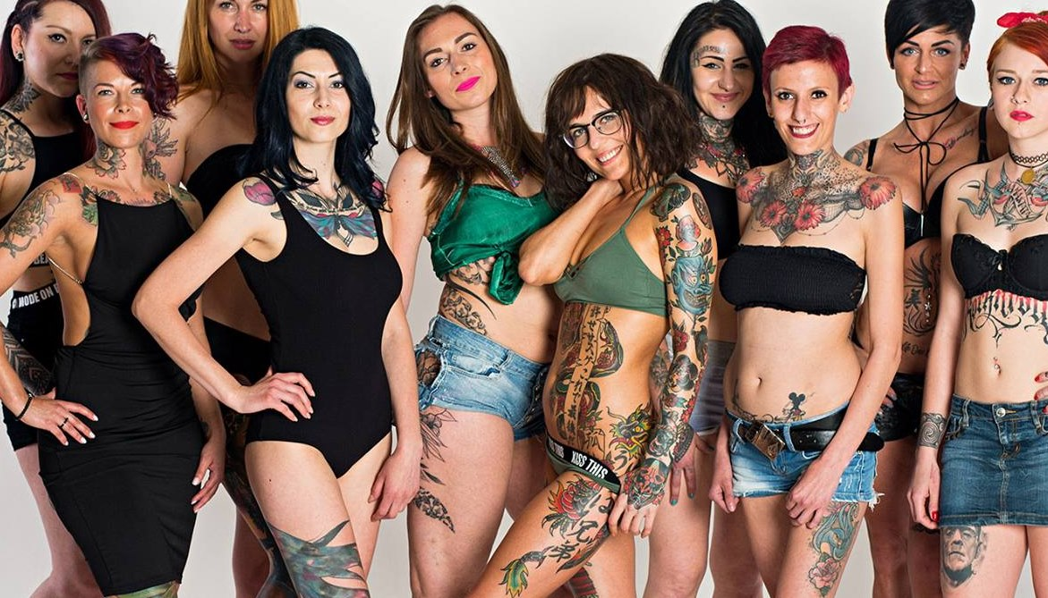 ABOUT: Miss Tattoo Convention