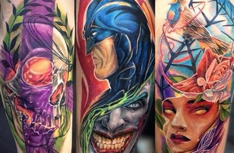 Hania Tattoo studio & Chino Tattoo (CZ)
