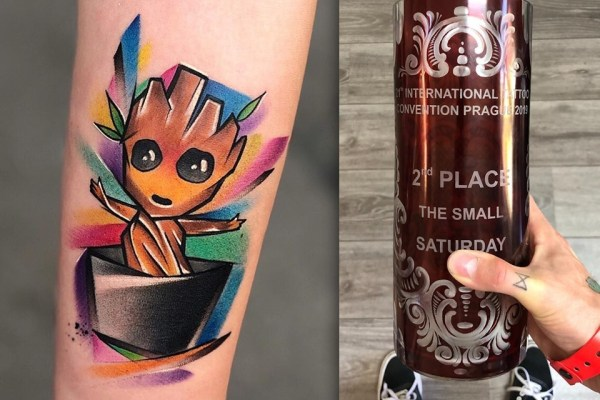 Winners: Tattoo Convention – Saturday 2019