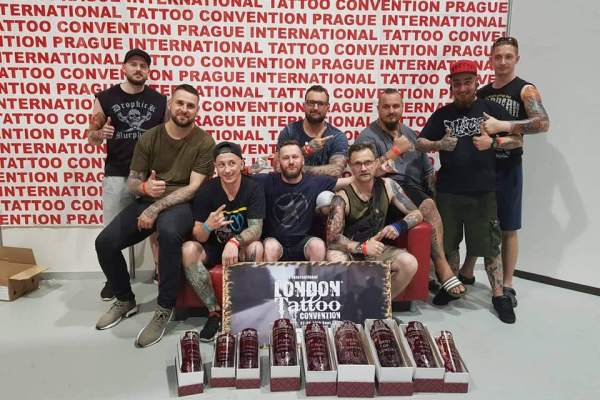 Winners: Tattoo Convention – Sunday 2019