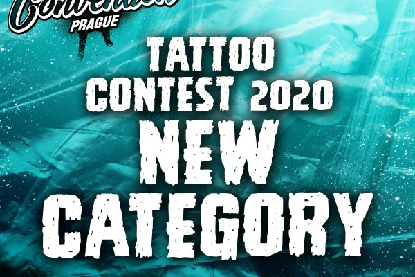 TATTOO CONTEST 2020: NEW CATEGORY (CZ/ENG)