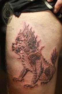 Rockstar celebrity tattoos india chris steele alexisonfire