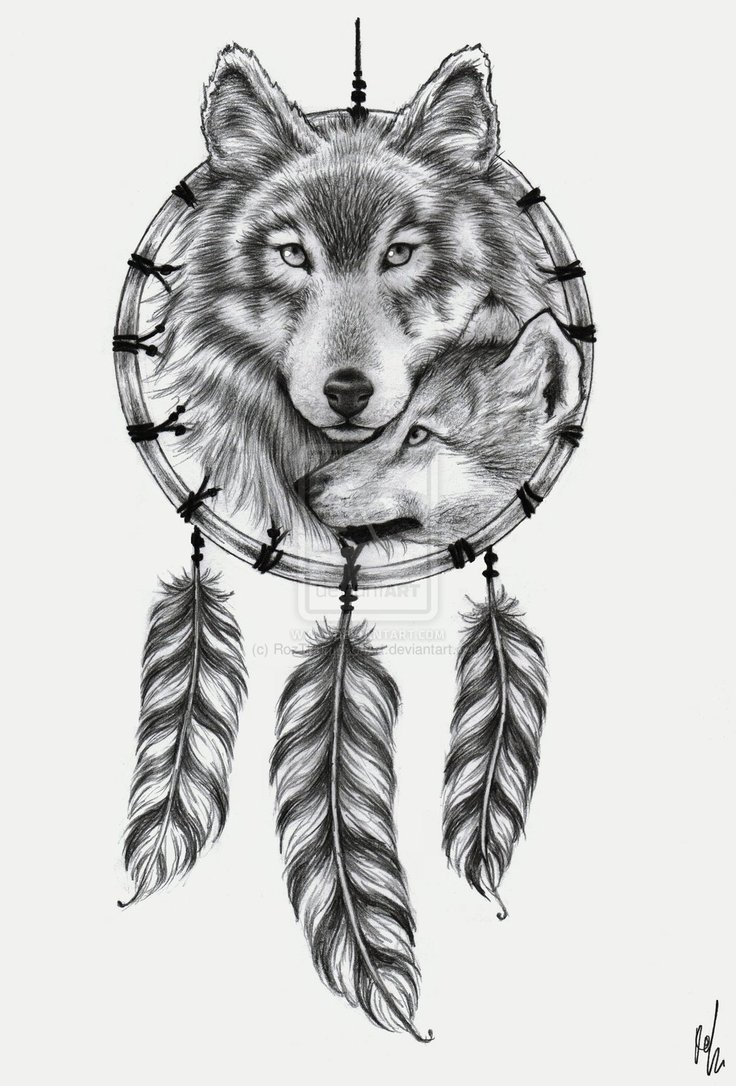 dream catcher tattoos designs and ideas page 5