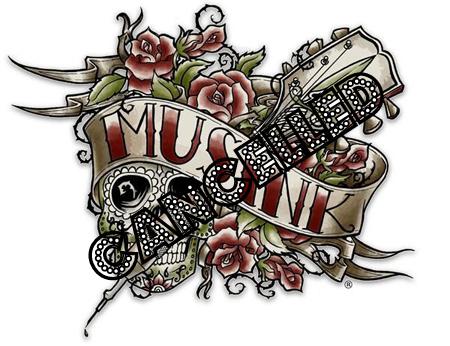 MusInk – the brainchild of LA Ink's Kat Von D – has fizzled.