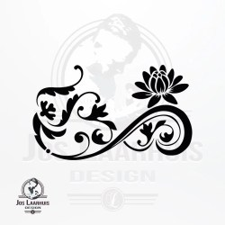 Kleine Tattoo's: Design. 000546