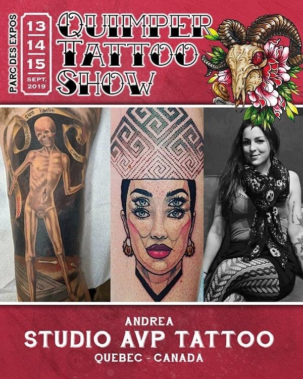 Studio AVP Tattoo