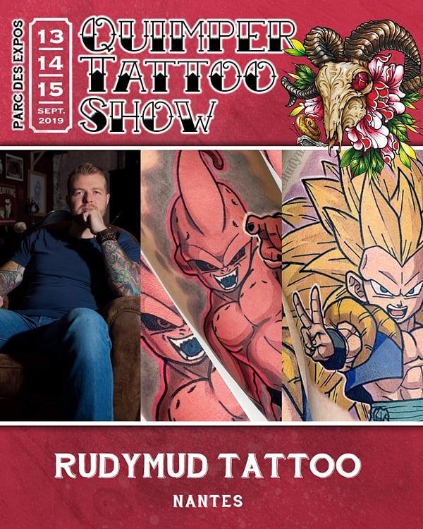 Rudymud Tattoo