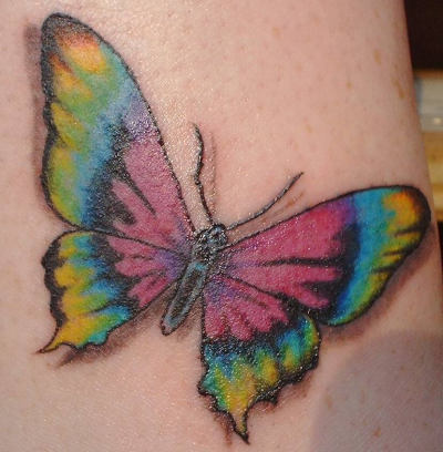 Butterfly Tattoos Just Because