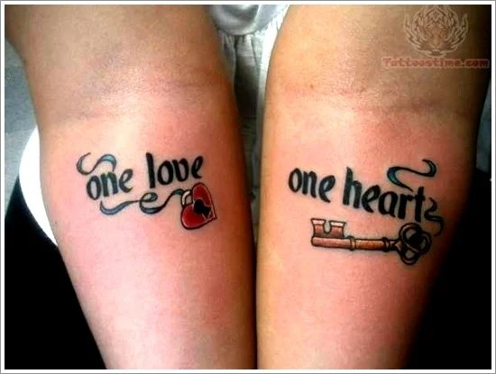 Tattoo Designs For Couples (4)