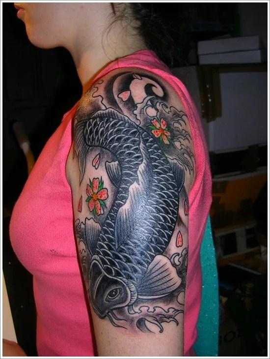 koi fish tattoo designs (19)