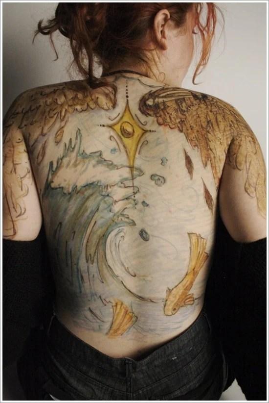 koi fish tattoo designs (21)