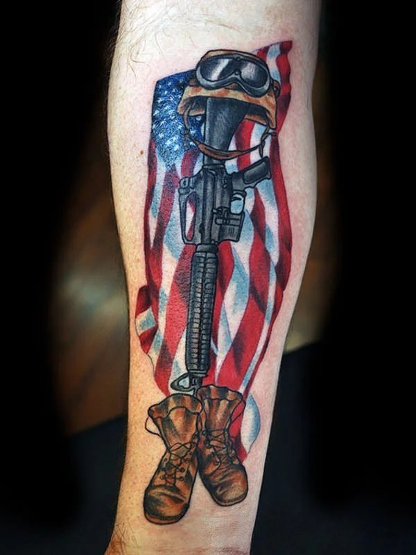 24160916-american-flag-tattoos