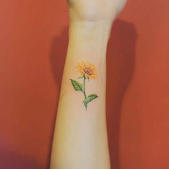 sunflower-tattoos-17