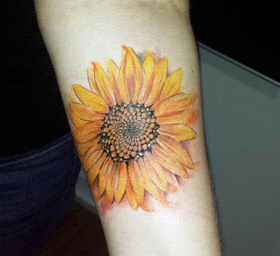 sunflower-tattoos-43