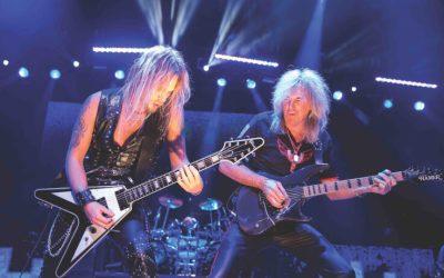 Judas Priest: 42 albums to inform a metallic legend