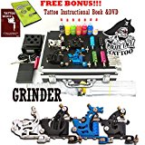 Grinder Coil Tattoo Machine Kit