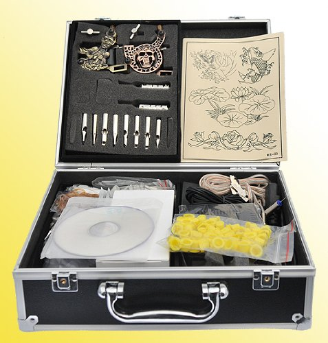 Premium Tattoo Kit by JRFoto