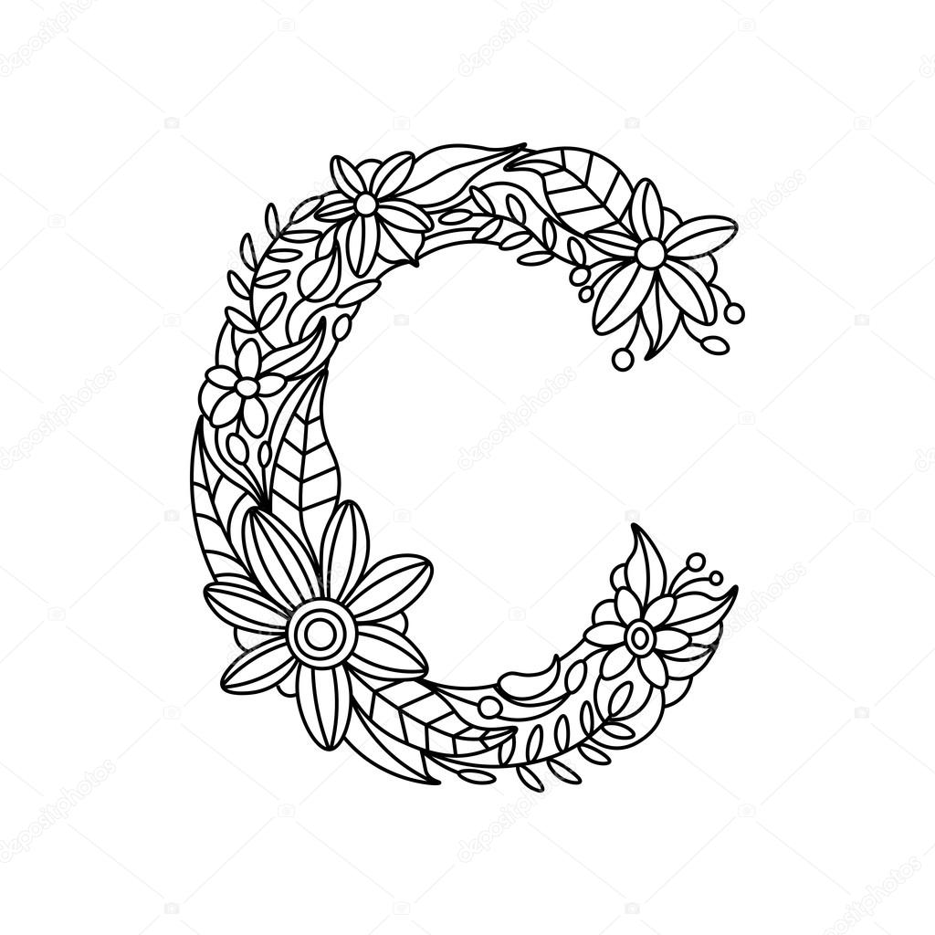 50 Letter C Tattoo Designs Ideas And Templates