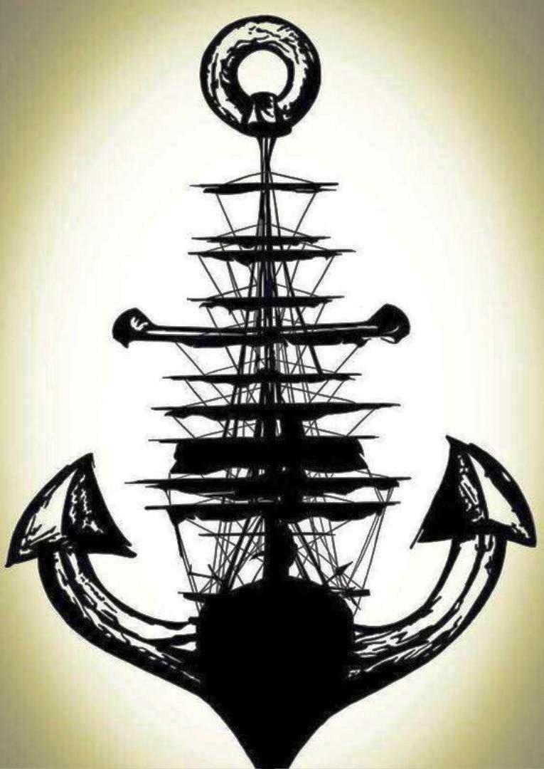 TattooMix Dövmecim çapa anchor dövmeleri (8)