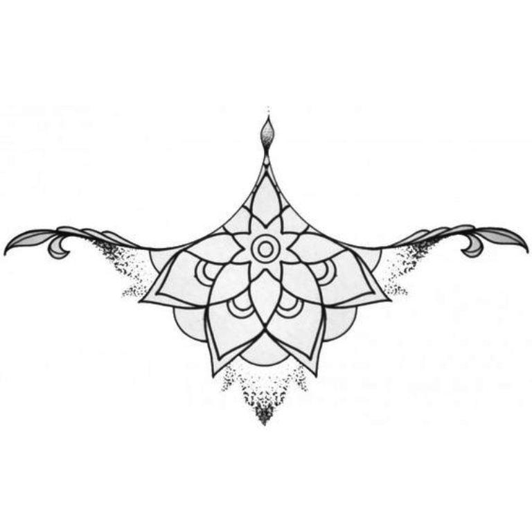TattooMix Dövmecim göğüs dövmeleri (12)