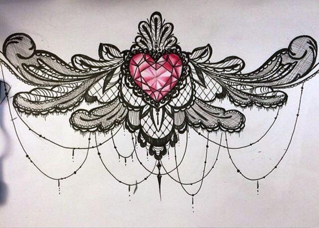 TattooMix Dövmecim göğüs dövmeleri (8)