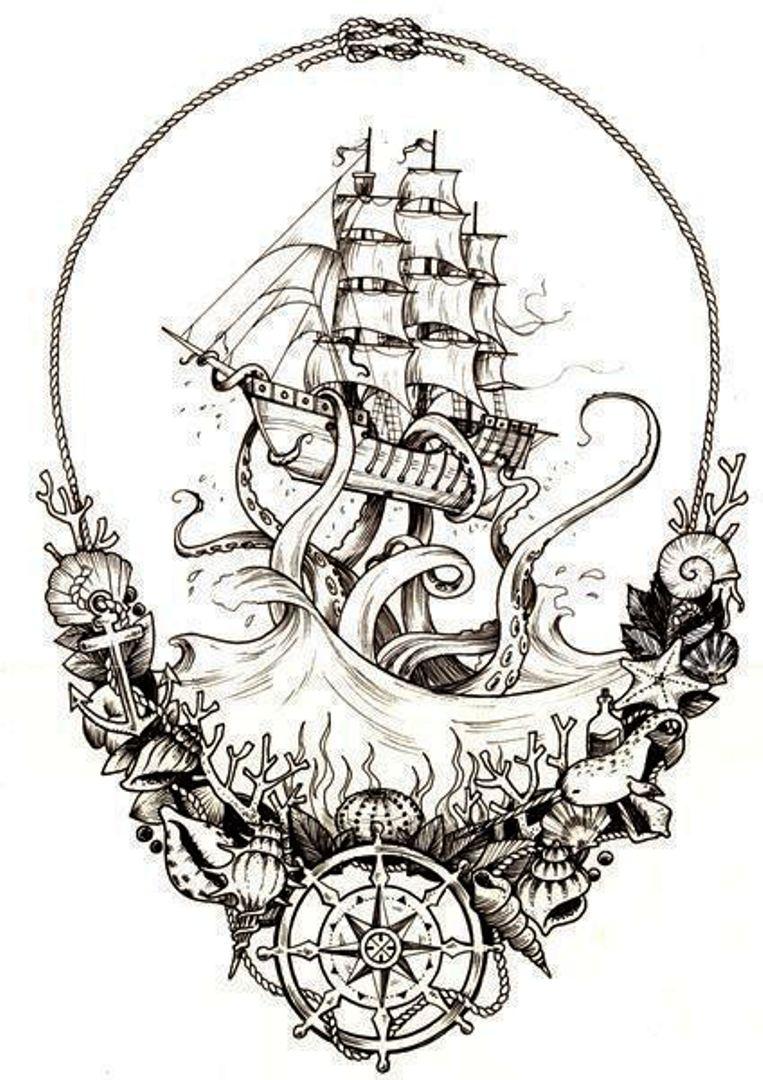 TattooMix Dövmecim gemi dövmeleri (7)