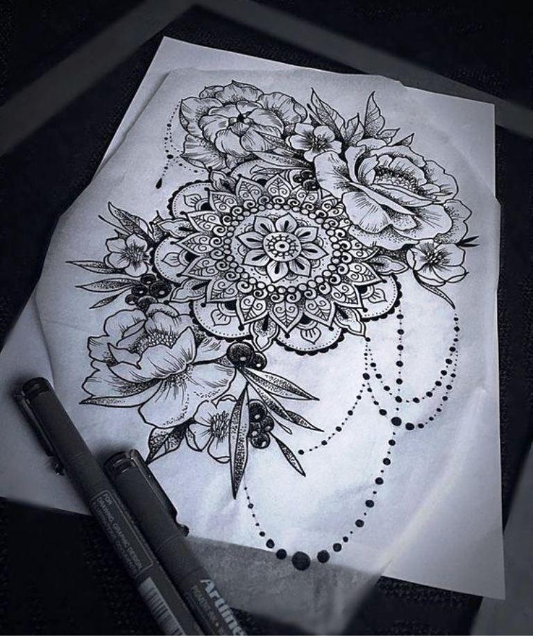 TattooMix Dövmecim mandala dövmeleri (11)