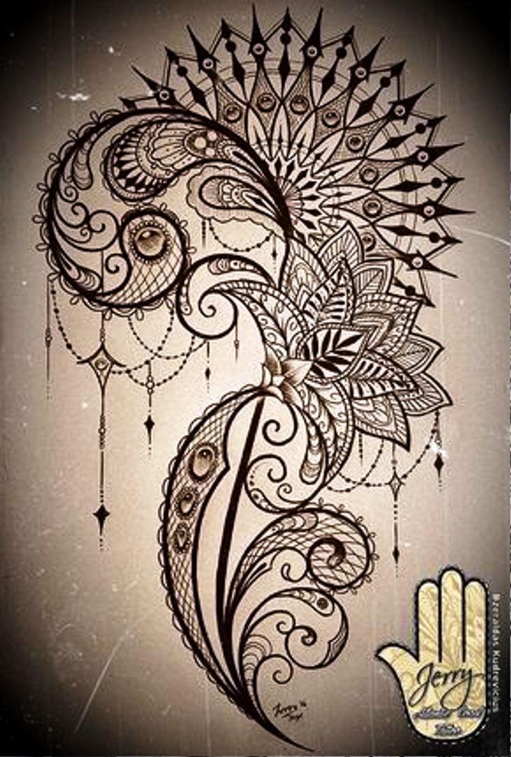 TattooMix Dövmecim mandala dövmeleri (12)