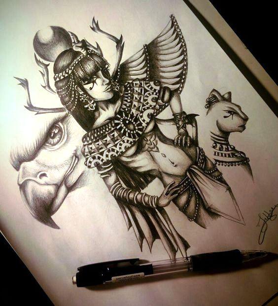 TattooMix Dövmecim mitolojik dövmeler (1)