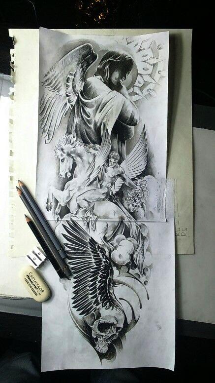 TattooMix Dövmecim mitolojik dövmeler (10)
