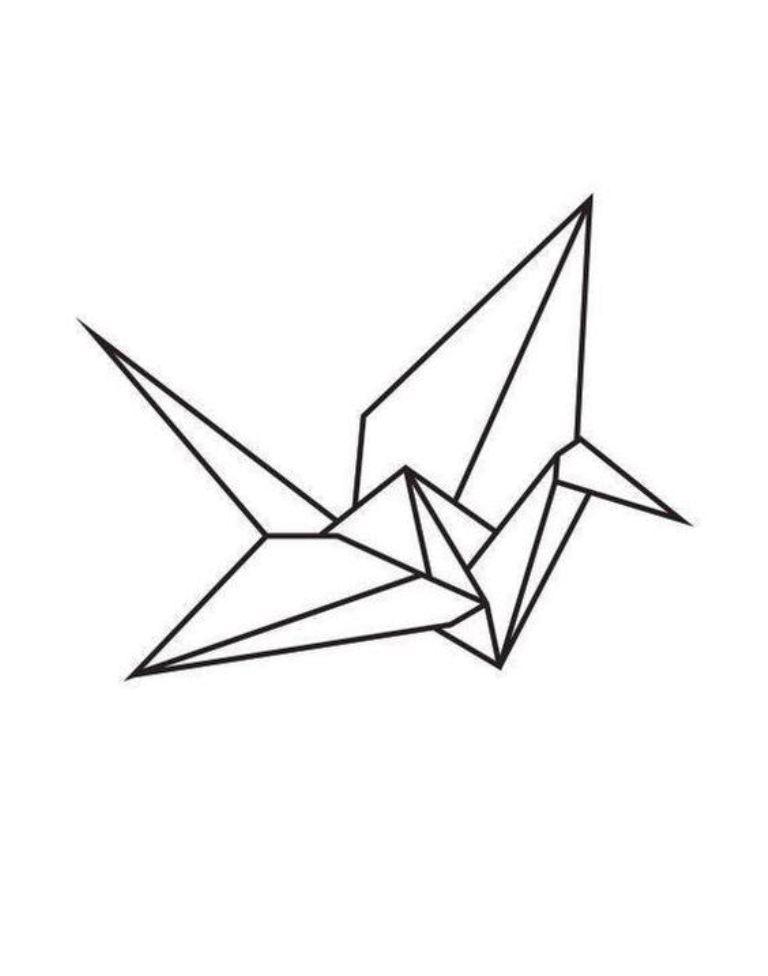 TattooMix Dövmecim origami dövmeleri (1)