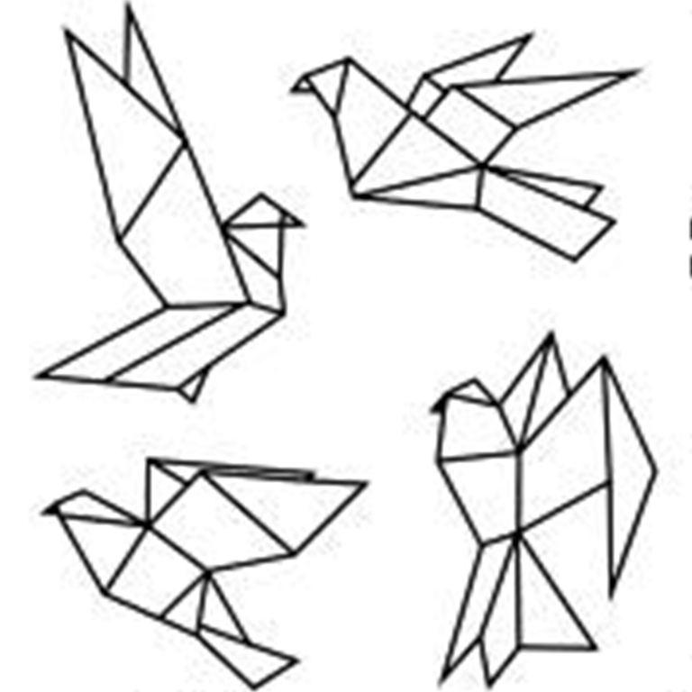 TattooMix Dövmecim origami dövmeleri (9)