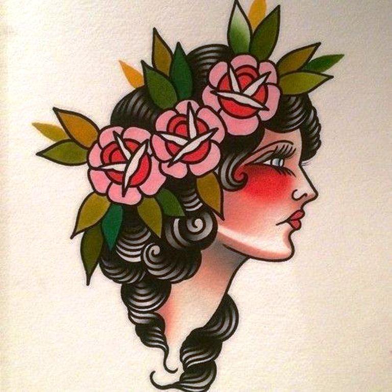 TattooMix Dövmecimgeleneksel old school dövmeleri (8)